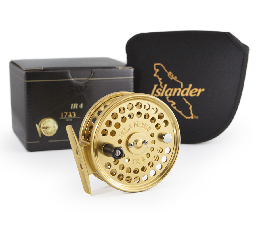 IR4 reel with box and pouch